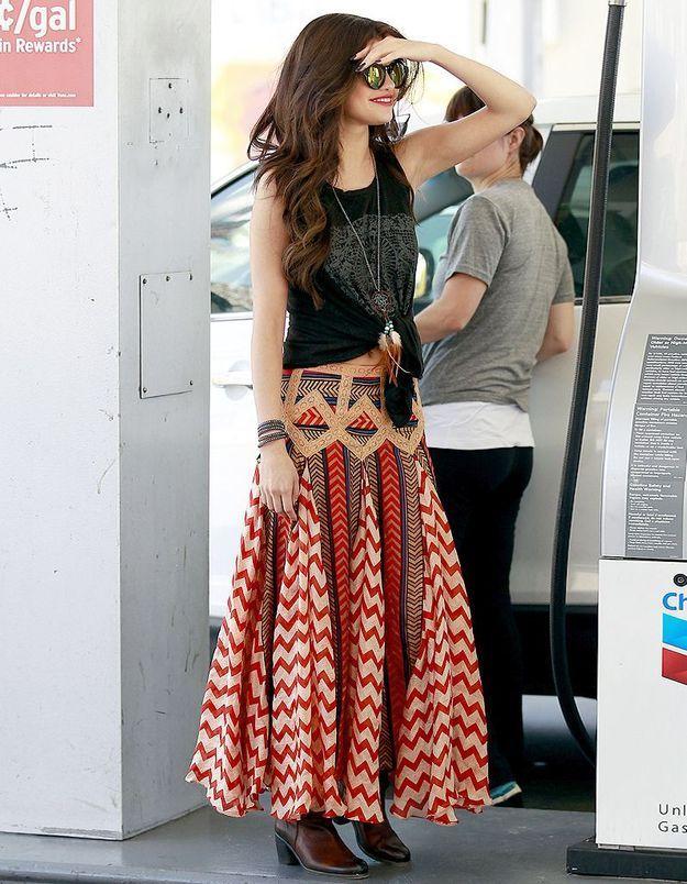 Le look du jour: Selena Gomez