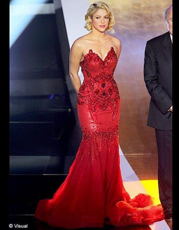 Le look du jour: Shakira