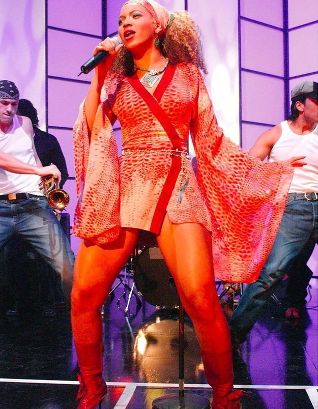 Sur scène (2002)