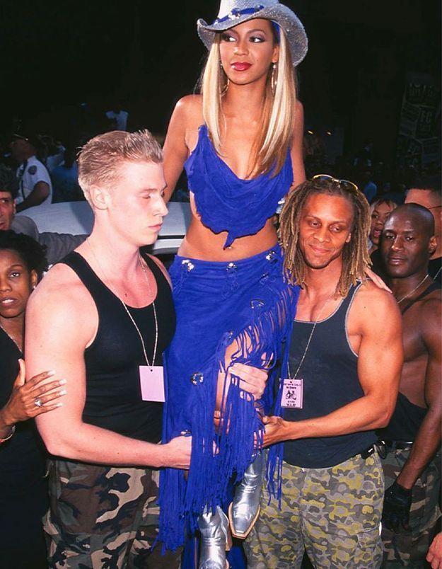 Une reine et ses danseurs