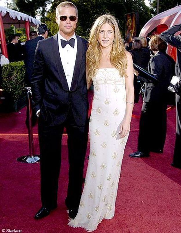 2004 avec Jennifer Aniston