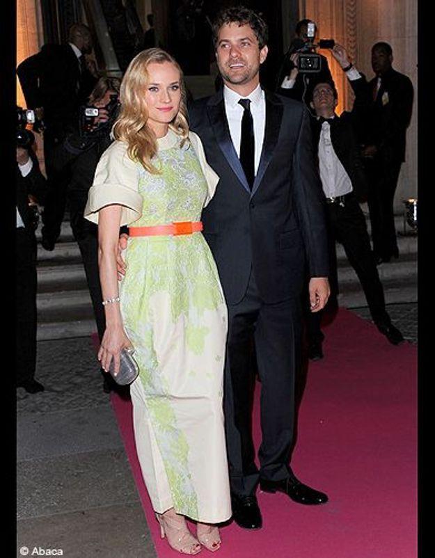 Diane Kruger en Alessandra Rich