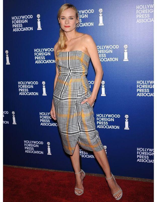 Diane Kruger en Carven