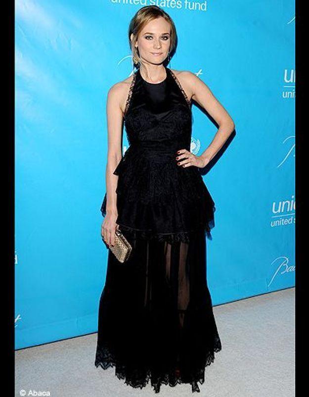 Diane Kruger en Emilio Pucci