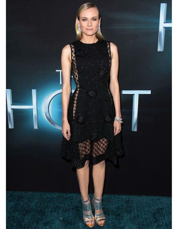 Diane Kruger en Thakoon
