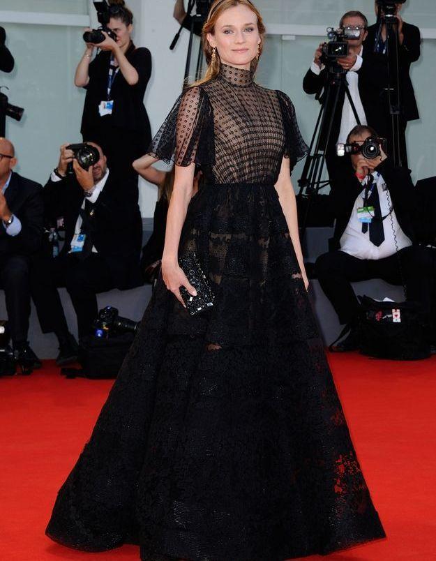 Diane Kruger en Valentino Couture