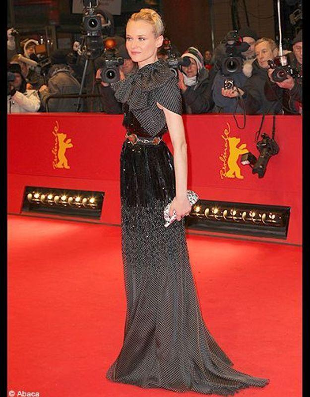 Diane Kruger en Vionnet