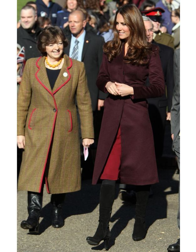 A Elswick Park - Kate Middleton   elle s habille toujours pareil, la ... f8ff2c5cebd