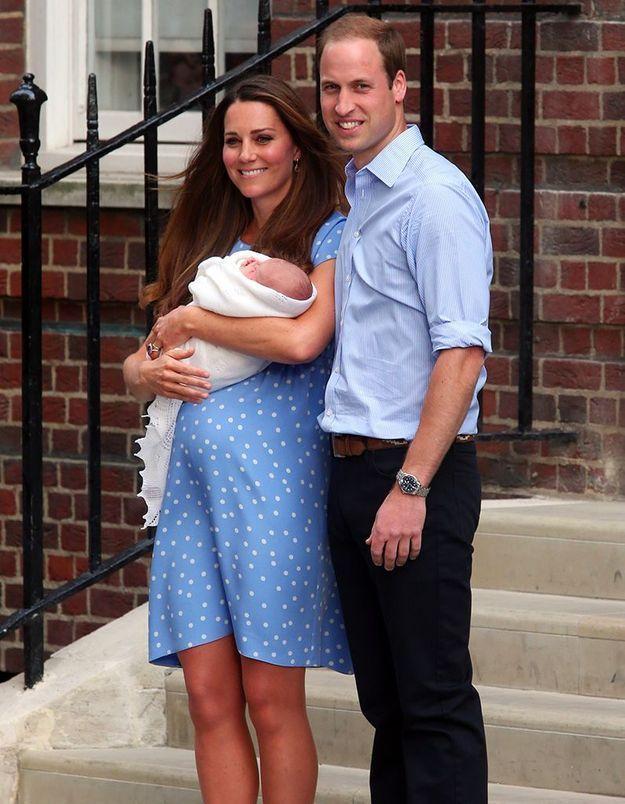 2013 : naissance du prince George