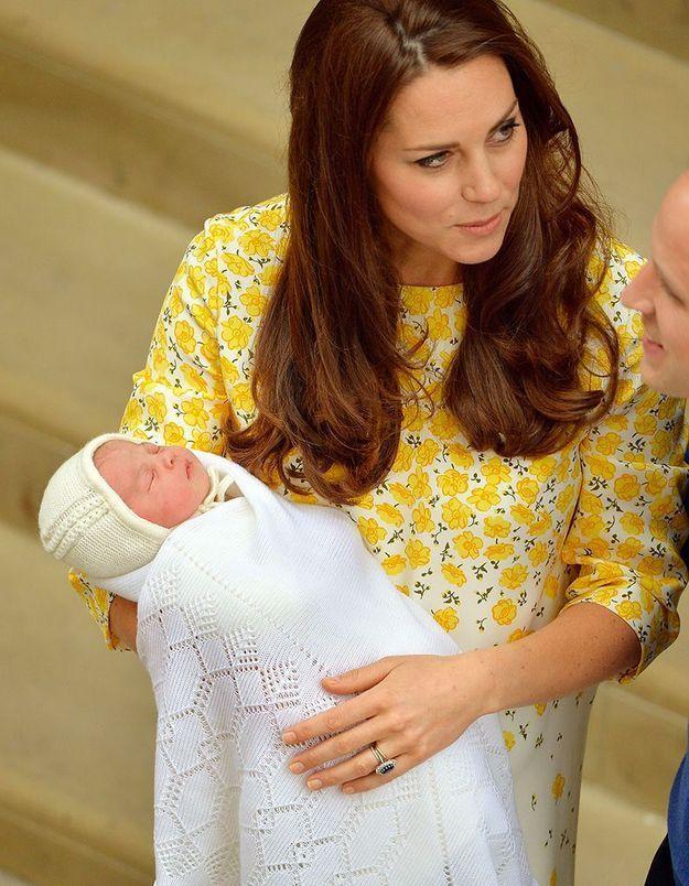 2015 : la naissance de la princesse Charlotte