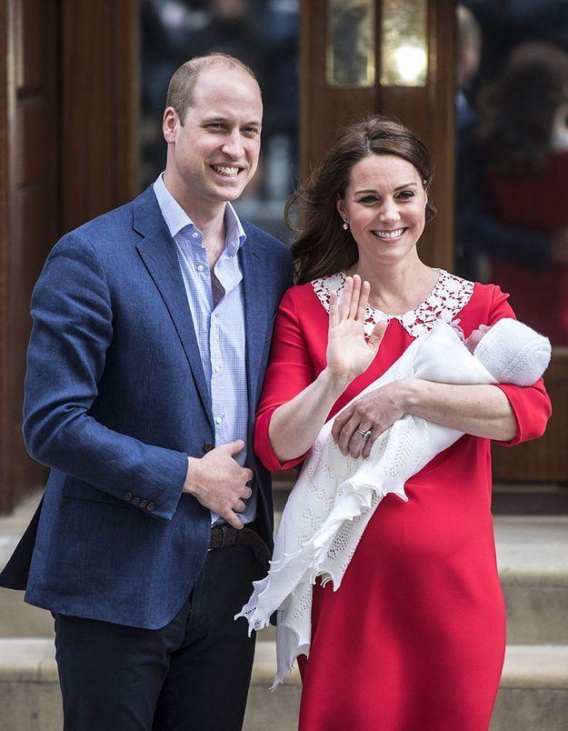2018 : naissance du prince Louis