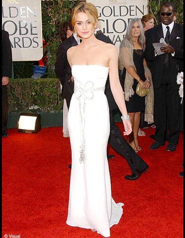 En Valentino aux Golden Globes 2006