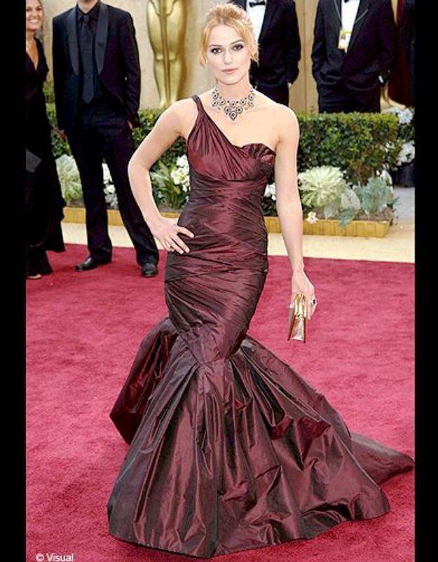 Gravure de mode aux Oscars 2006