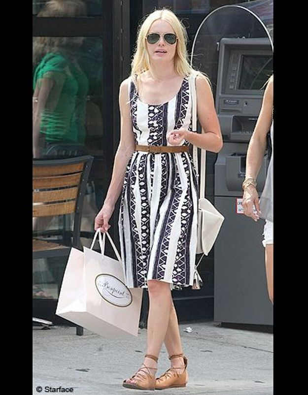 People diaporama tendance mode imprimes africains kate bosworth