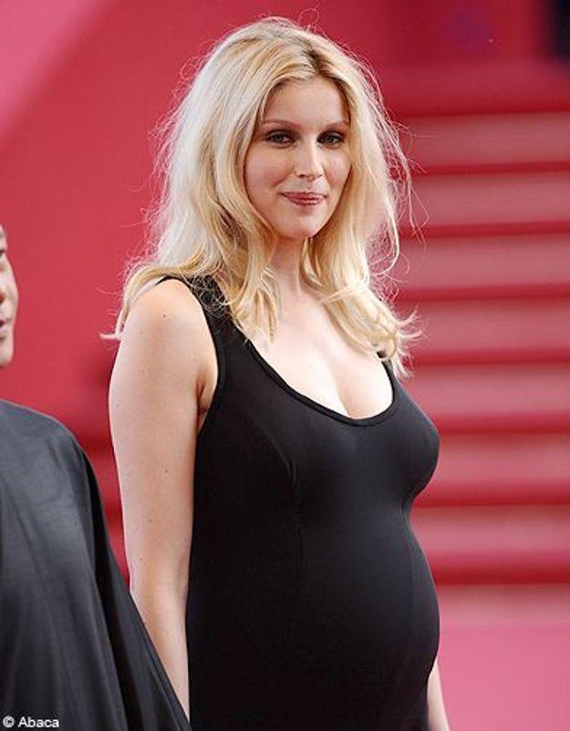 People diaporama laetitia casta 22 enceinte