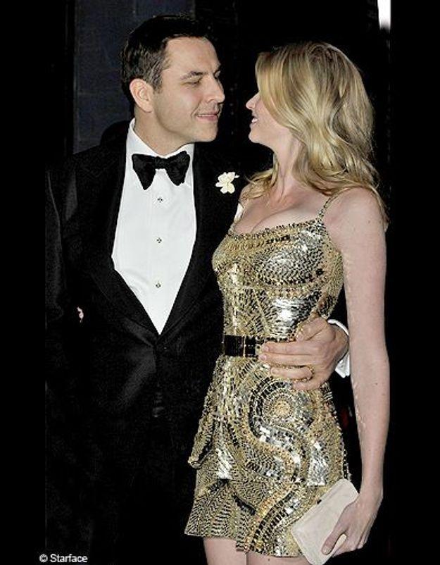 La mariée en Givenchy