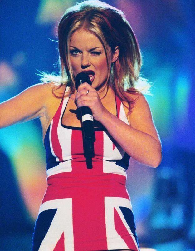 La robe Union Jack