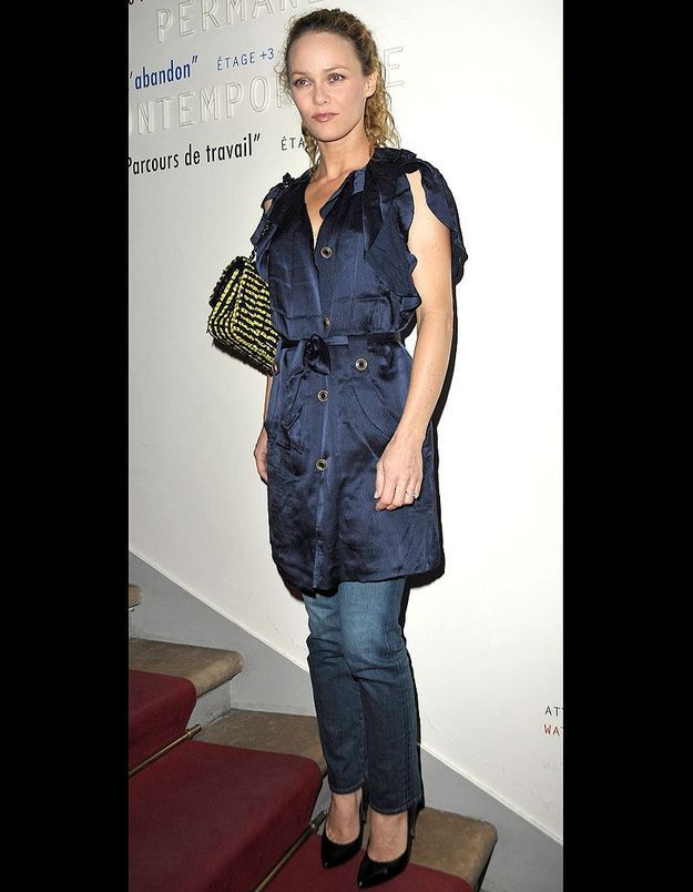Look vernissage chic