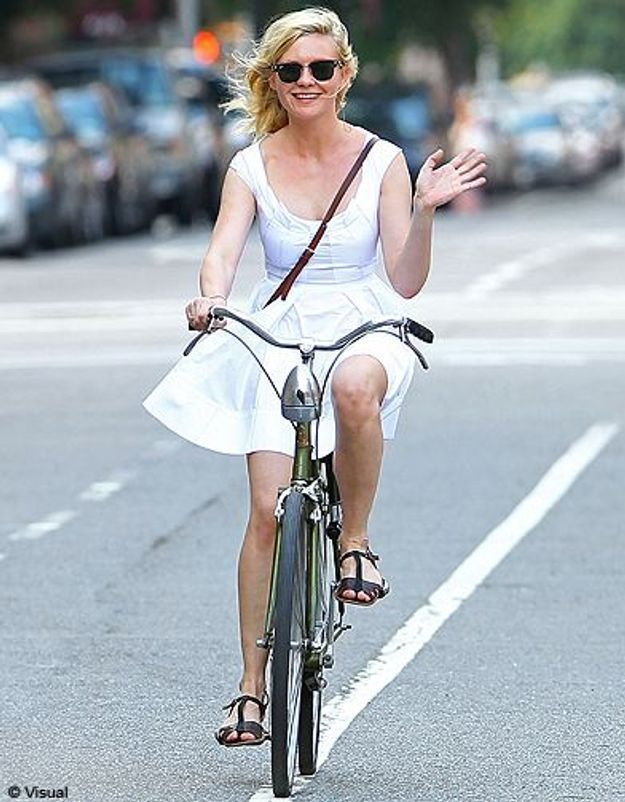 People look velo  Kirsten dunst