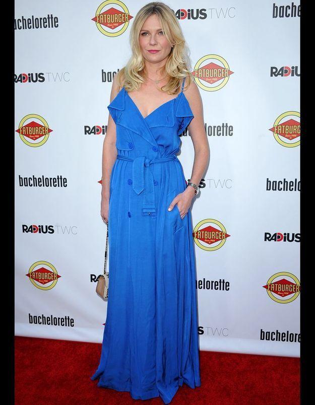 Le bleu céruléen vu par Kirsten Dunst