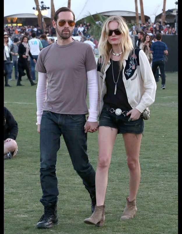 Le look western selon Kate Bosworth