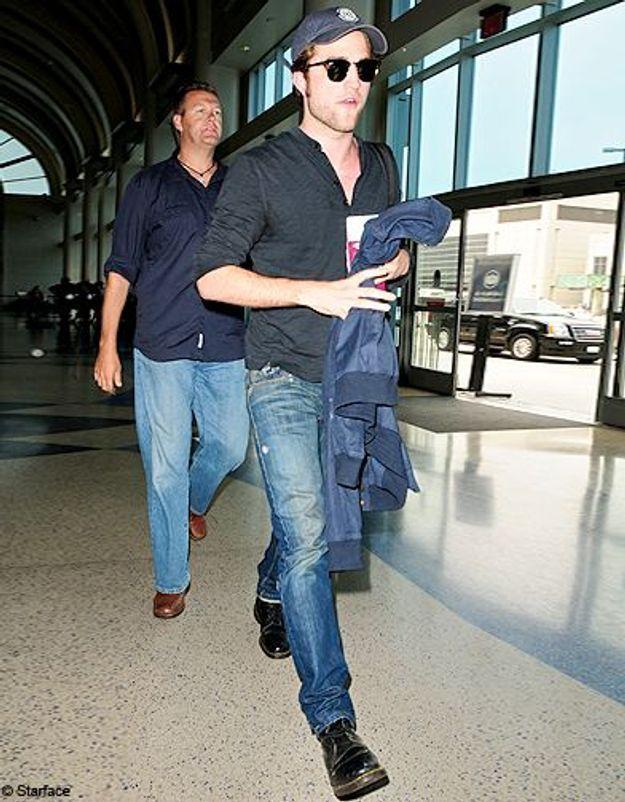 Doc Martens à l'aéroport