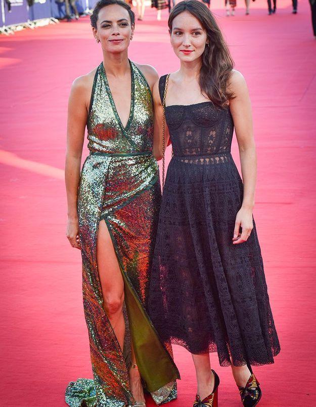 Bérénice Bejo et Anaïs Demoustier