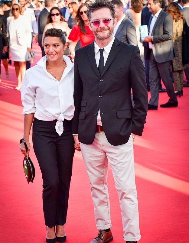 Emma de Caunes et Jamie Hewlett