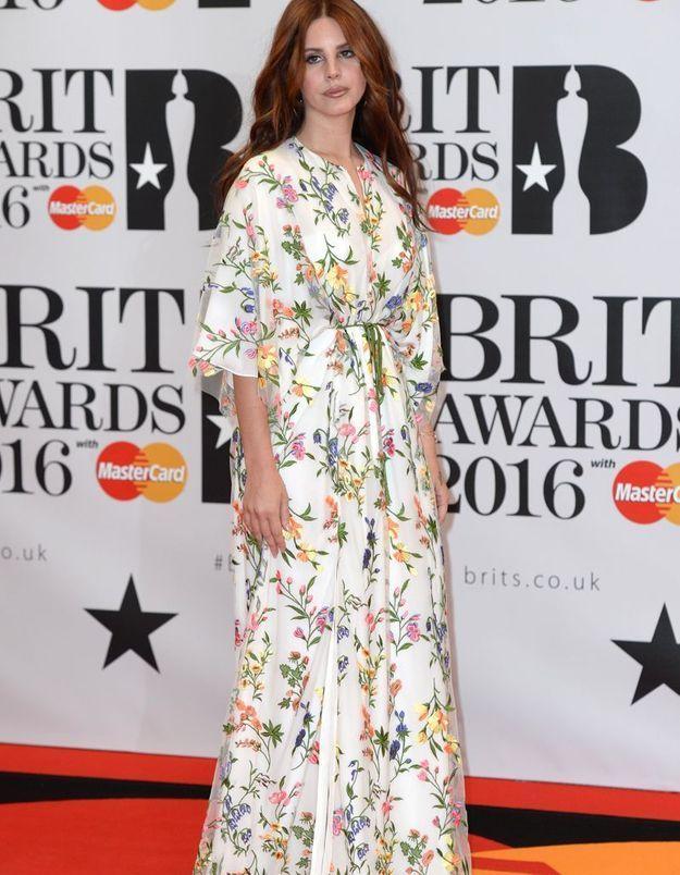 Retrouvez les photos des Brit Awards 2016