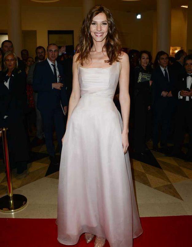 Doria Tillier en Dior Couture