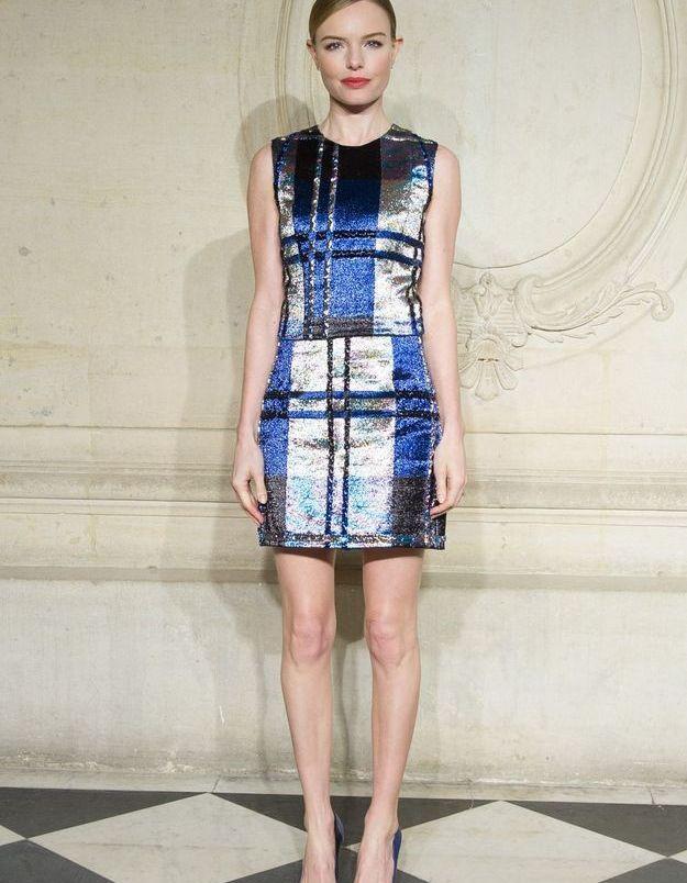 Kate Bosworth au défilé Dior