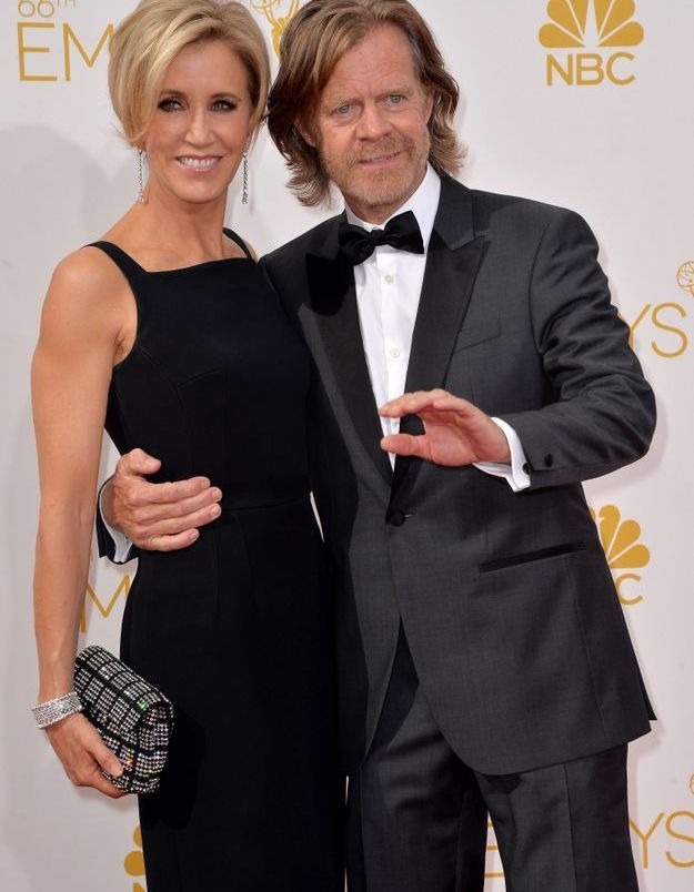 Felicity Huffman et William H. Macy