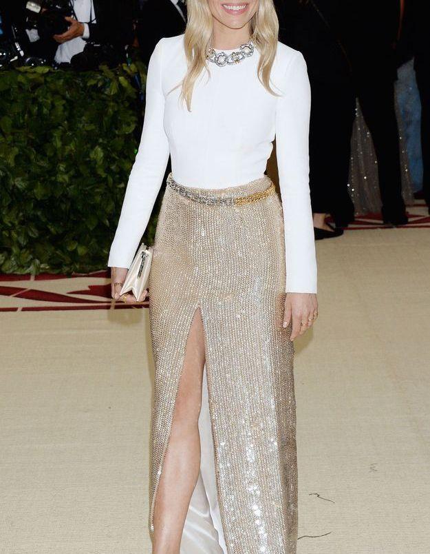 Sienna Miller en Louis Vuitton