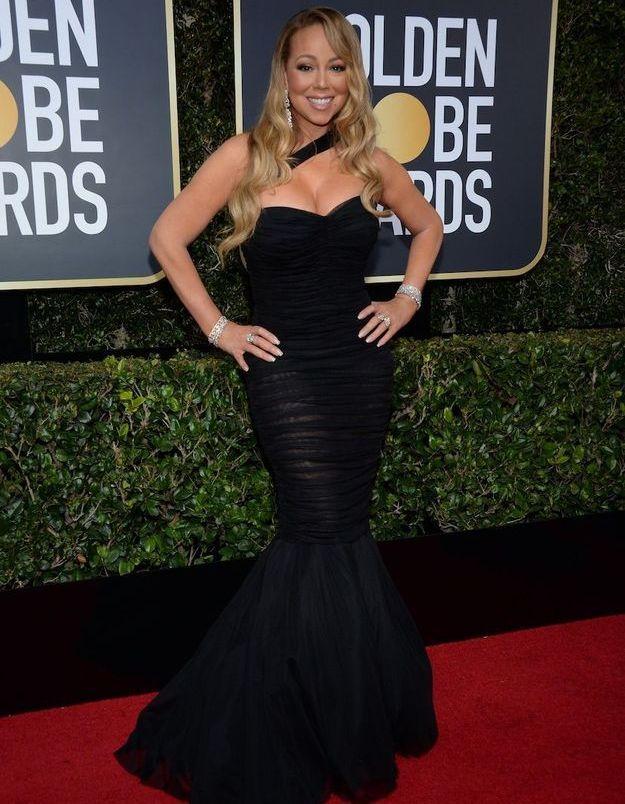 Mariah Carey en Dolce & Gabbana
