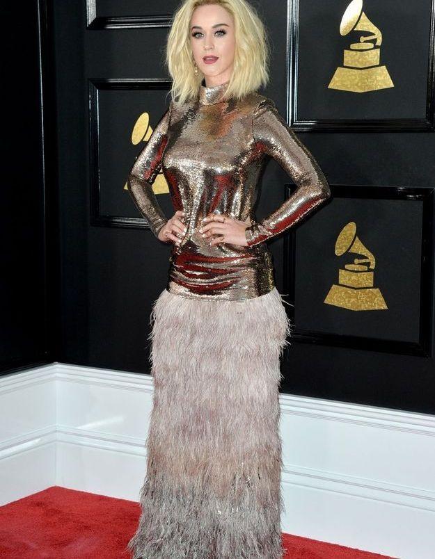 Katy Perry en Elisabetta Franchi