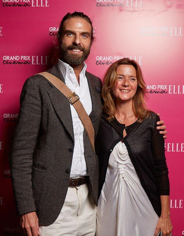 John Nollet et Véronique Vatinos