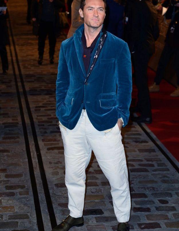 Jude Law à l'avant-première « Les Animaux fantastiques 2 »