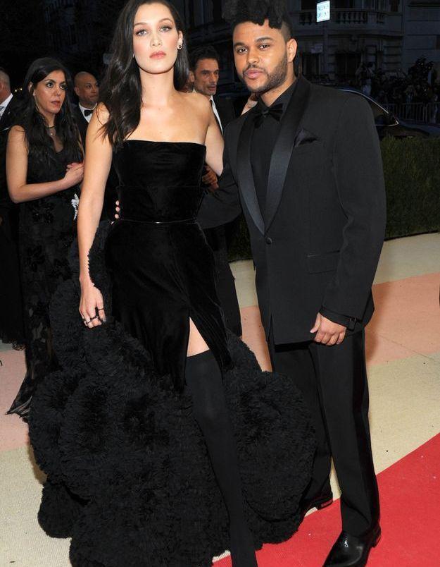 Bella Hadid et The Weeknd