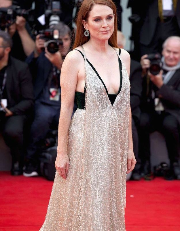 Julianne Moore, la star de Venise
