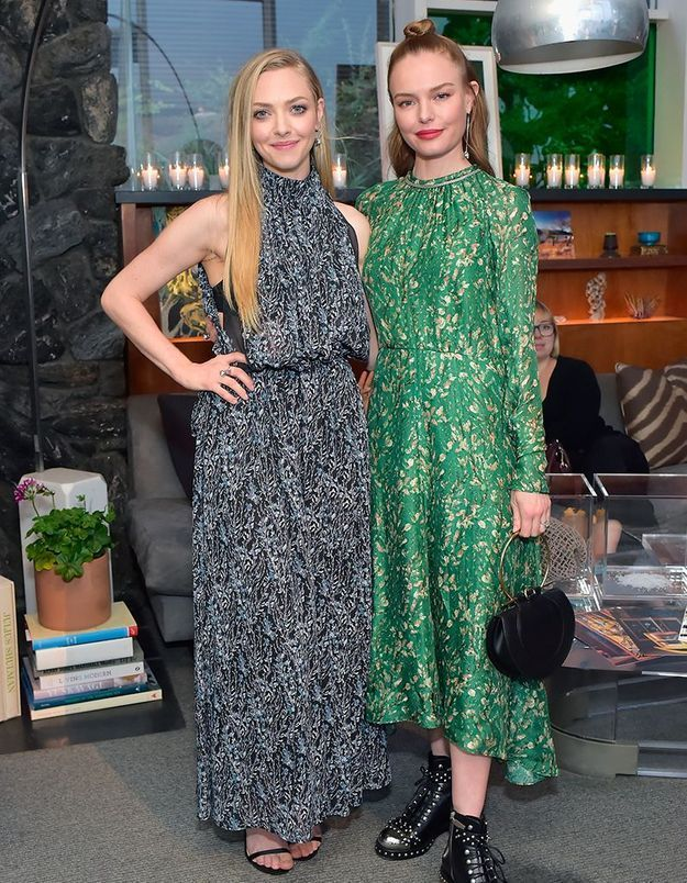 Amanda Seyfried et Kate Boswrth