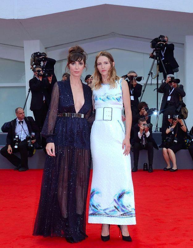 Christa Théret et Nora Hamzawi