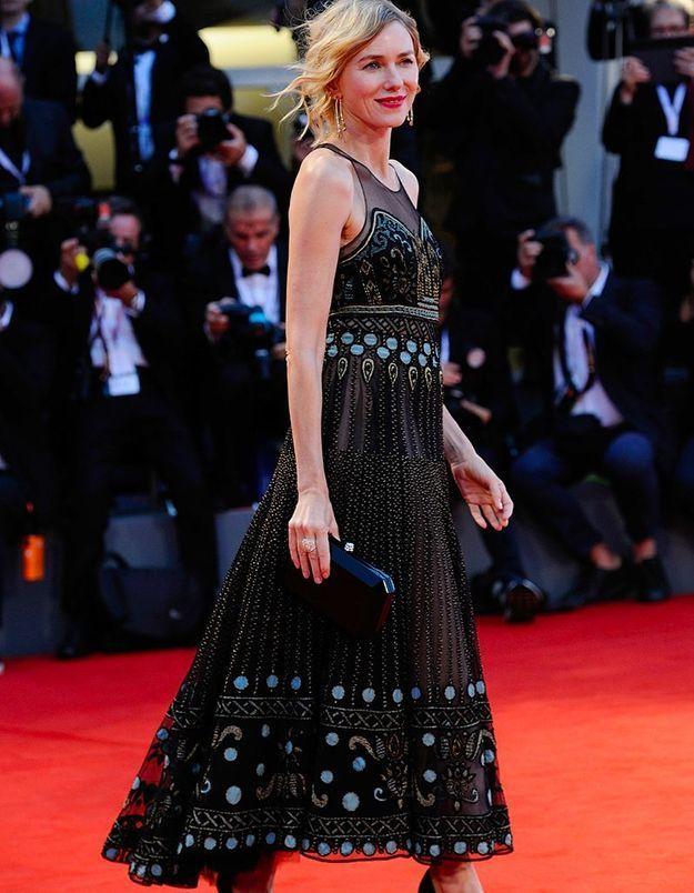 Naomi Watts en Dior Couture