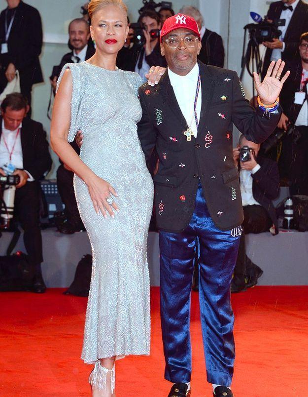 Spike Lee et Tonya Lewis Lee