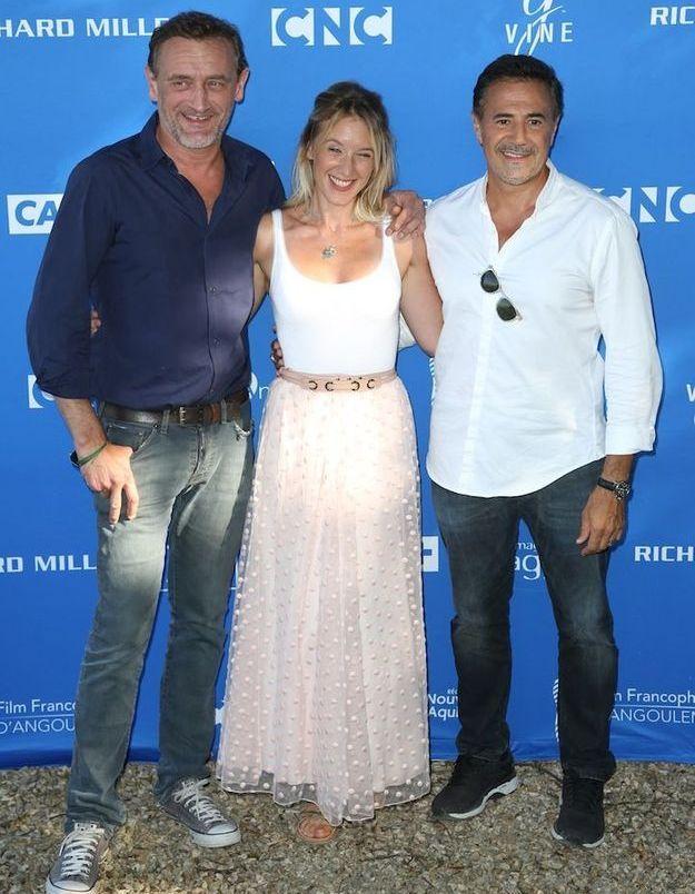 Jean-Paul Rouve, Ludivine Sagnier et José Garcia