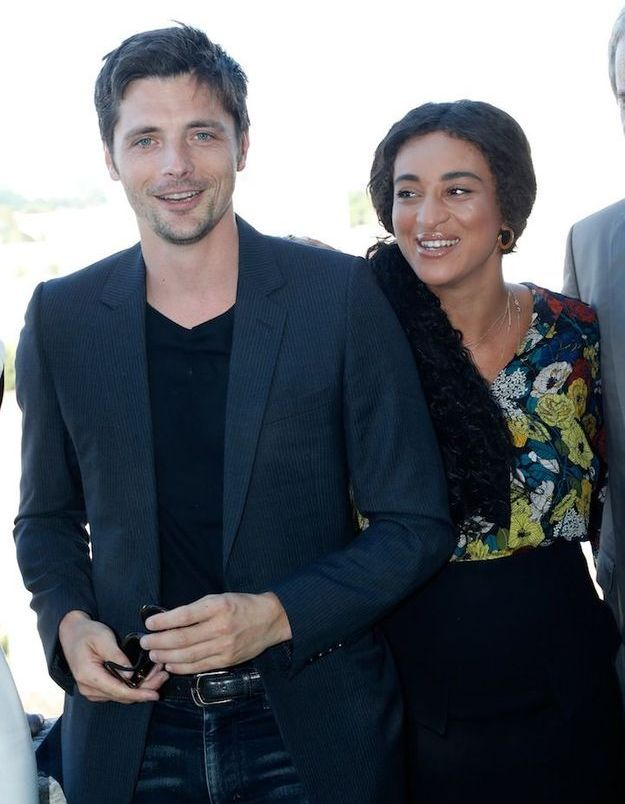 Raphaël Personnaz et Camélia Jordana