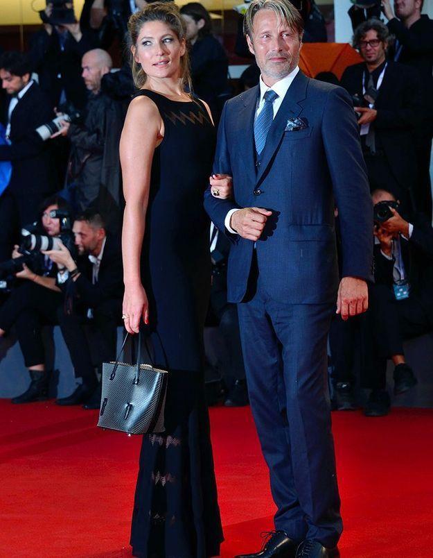 Hanne Jacobsen et Mads Mikkelsen