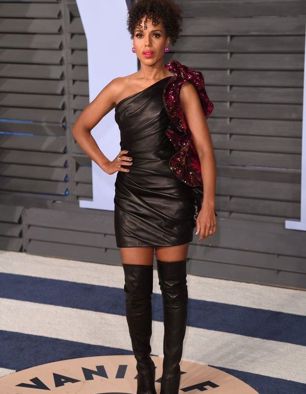 Kerry Washington en Alexandre Vauthier