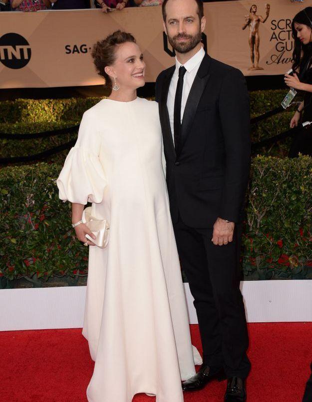 Natalie Portman et Benjamin Millepied