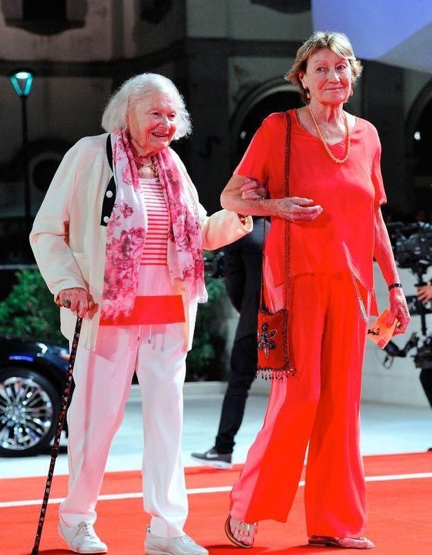 Jenny Bellay et Marisa Borini