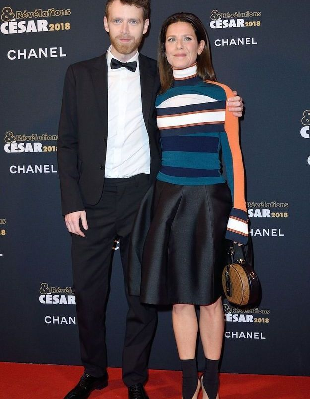 Antoinen Reinartz et Marina Foïs